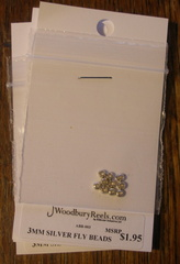 JWoodbury Beads donated by Galilee Fly & Tackle