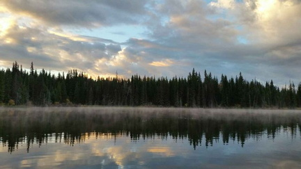 6:00am Oct. 1, 2016 Roche Lake